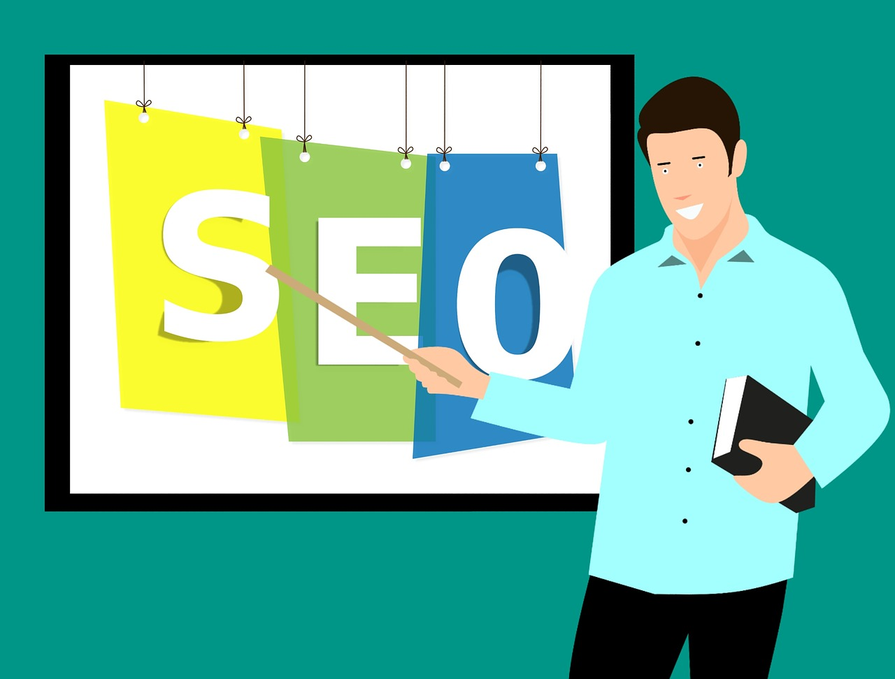Optimisation d'un site web: les concepts clés du SEO
